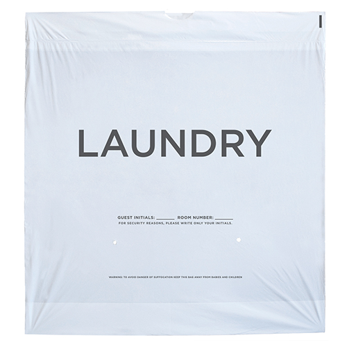 Disposable Laundry Bags